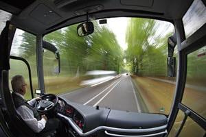 wat verdient een buschauffeur aan salaris en inkomen?