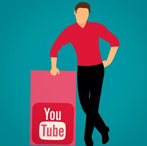 hoeveel verdient een youtuber per maand