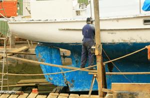 verdien geld met boot onderhoud