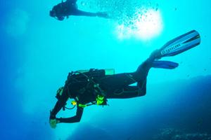 duikinstructeur salaris
