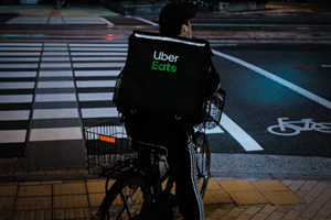 bijbaan uber eats