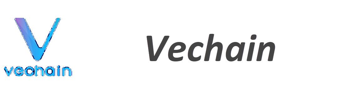 Vechain VET cryptocurrency